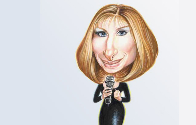 Studio caricatures and illustrations in Halifax